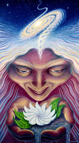 Wonders of Nature custom print from the original painting by Mark Henson