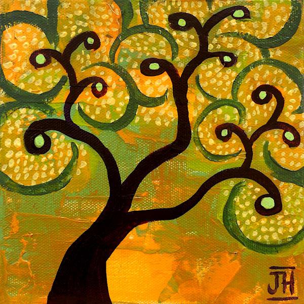 Bodhi 1, by Jenny Hahn