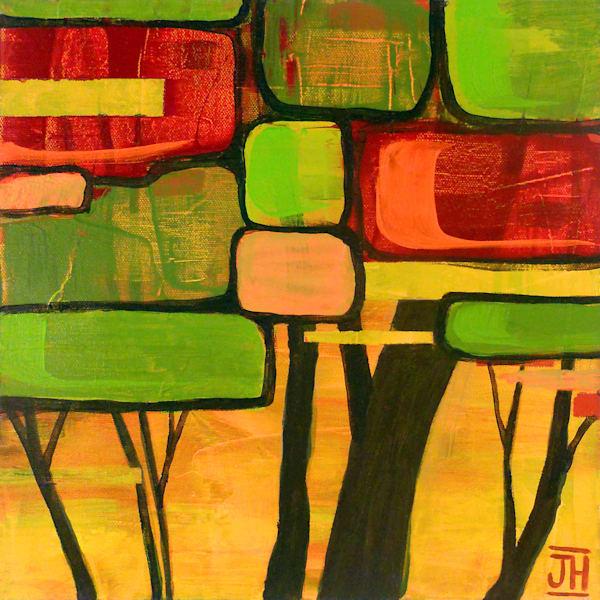 Canopy, by Jenny Hahn