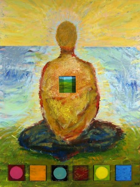 Clarity, by Jenny Hahn
