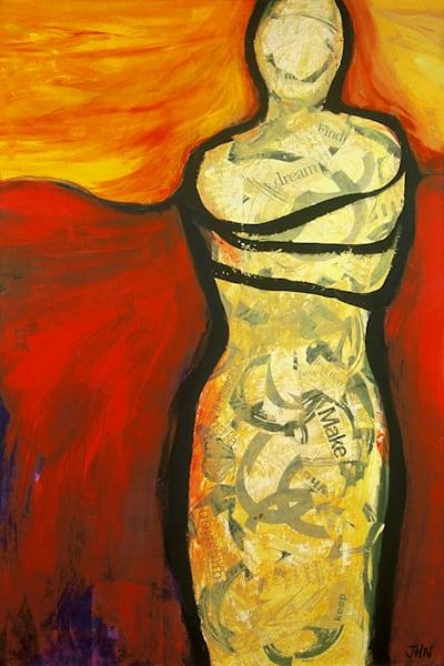 Embrace, by Jenny Hahn