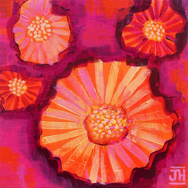 Flora 1, by Jenny Hahn