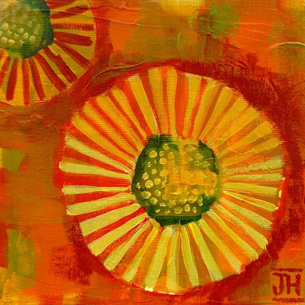 Flora 2, by Jenny Hahn