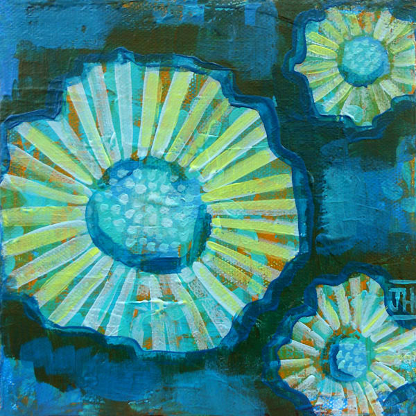 Flora 3, by Jenny Hahn