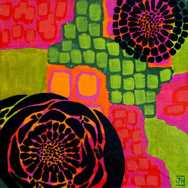 Florascape, by Jenny Hahn