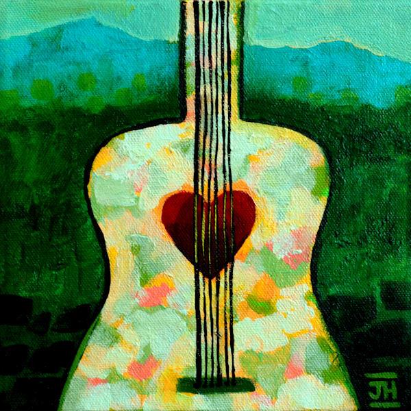 Heartstrings 2, by Jenny Hahn