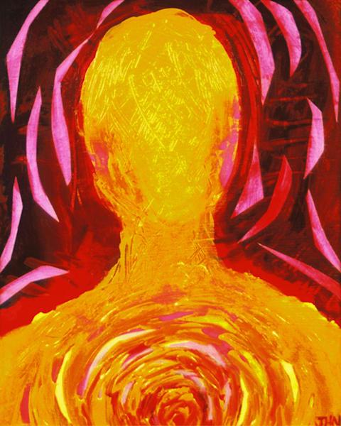Heat, by Jenny Hahn