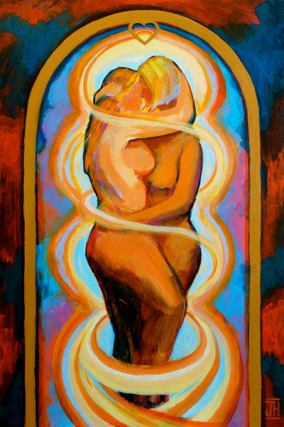 In Her Arms, by Jenny Hahn