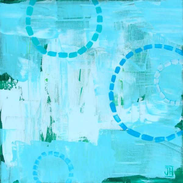 Lunar Bubbles, by Jenny Hahn
