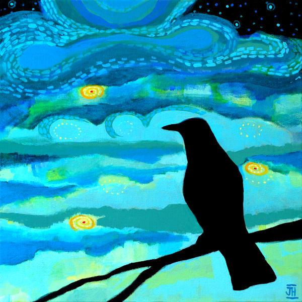Mystery, by Jenny Hahn