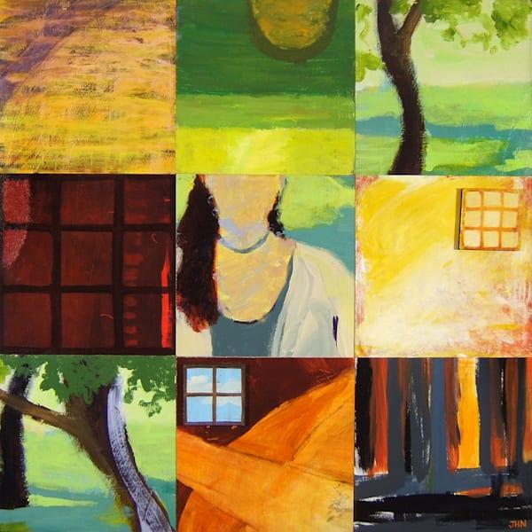 Panes, by Jenny Hahn