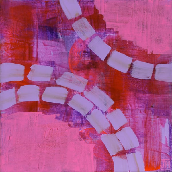Proximal Plum, by Jenny Hahn