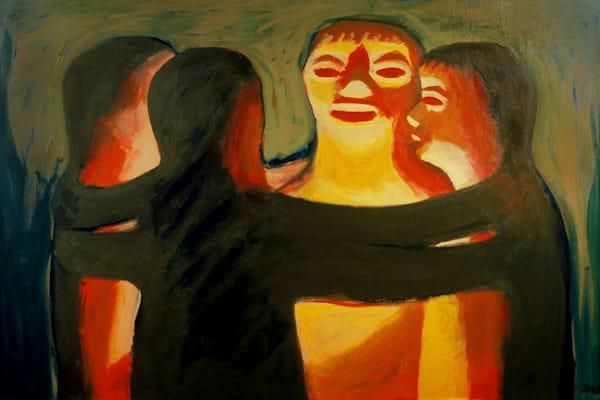 Sangha, by Jenny Hahn
