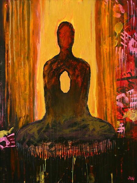 Sitting Through It, by Jenny Hahn