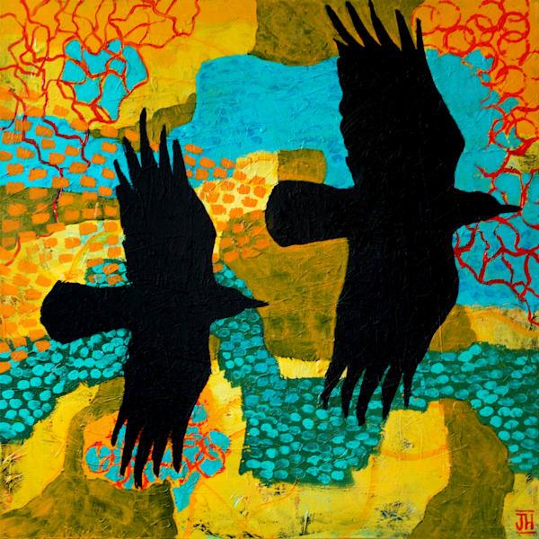 Travelers, by Jenny Hahn