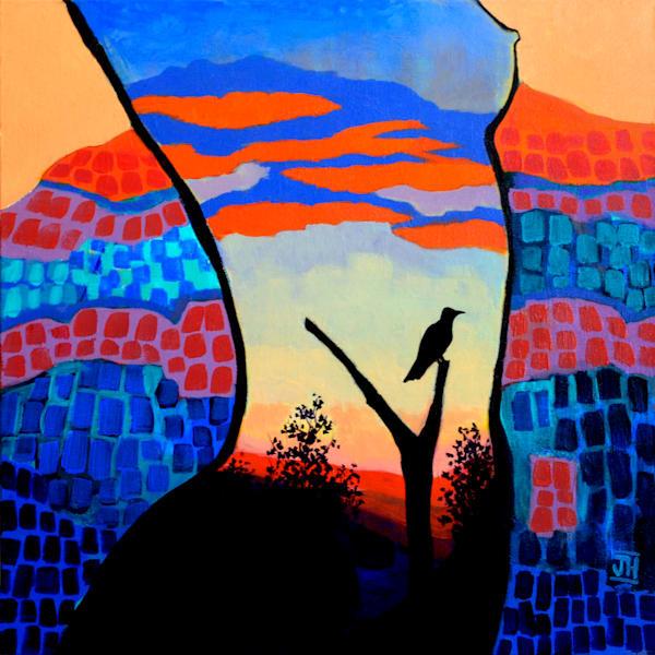 Vigil, by Jenny Hahn