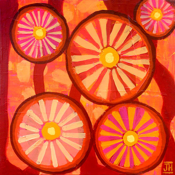 Wheels, by Jenny Hahn