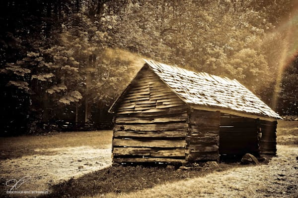 Rustic Wood Barn