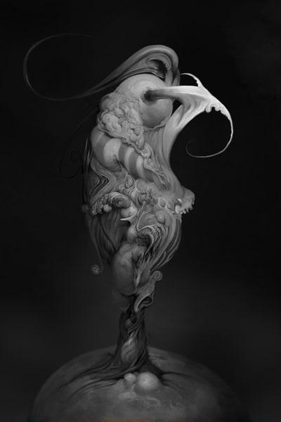 Asf Cock Bw 2 3 Ratio Art | Burton Gray