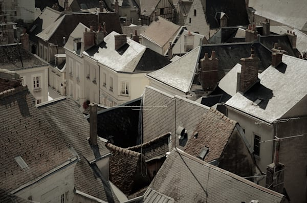 Rooftops of Loire