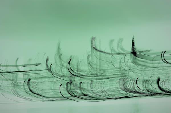 Celadon Waves