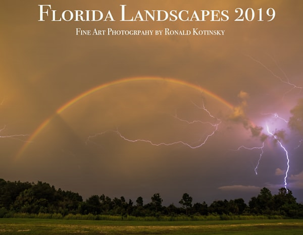 2019 Photography Calendars by Ronald Kotinsky