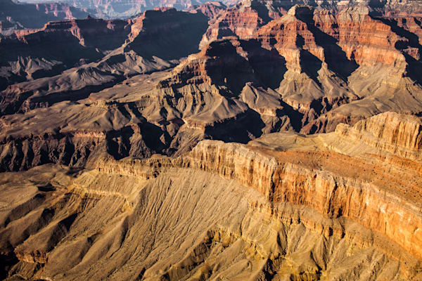 Grand Canyon Shadow Drop | Desert Landscape Photography Print
