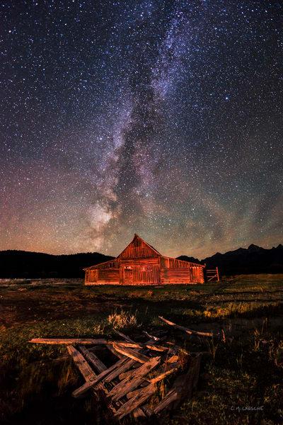 1660 Moulton Milky Way