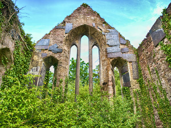 West Ireland Ruin II | Travel Photography Print