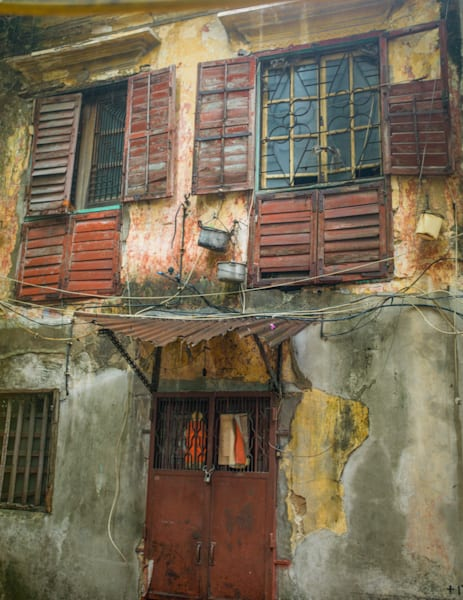 Macao Street Scene | Urban Art Photography Print
