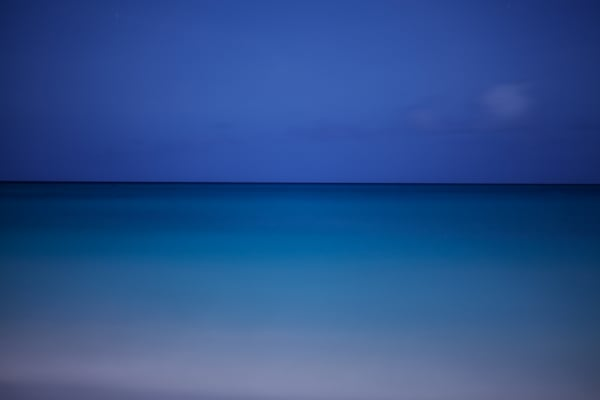 Aruba Ocean | Tropical Landscape Photography Print