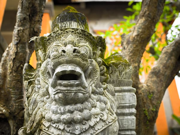 Balinese Barong | Travel Art Photography Print