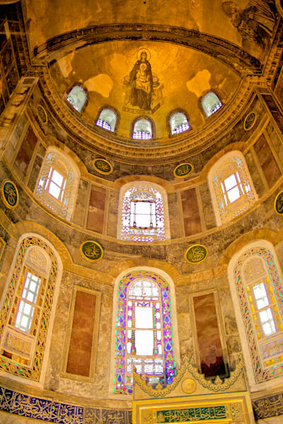 Hagia Sofia Heavens | Travel Art Photography Print
