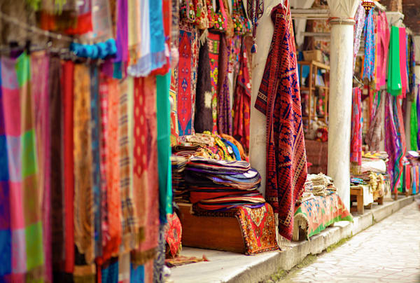 Istanbul Rugs | Travel Art Photography Print