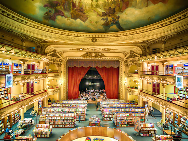 El Ateneo Book Store | Online Photography Store