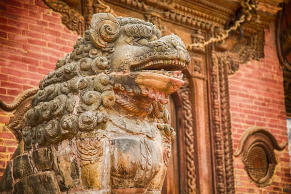 Kathmandu Durbar Square | Travel Art Photography Print