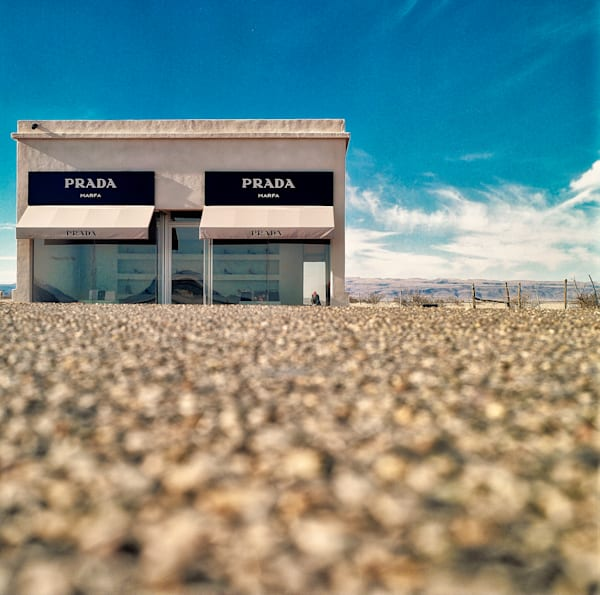 Prada Marfa III | Travel Art Photography Print