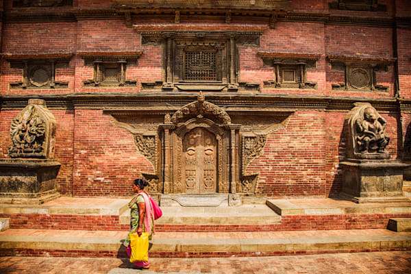Kathmandu Nepal Heritage | Travel Photography Print