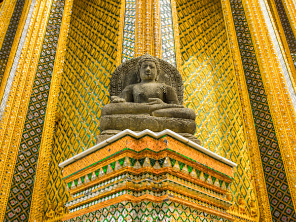 Grand Palace Buddha | Travel Art Photography Print