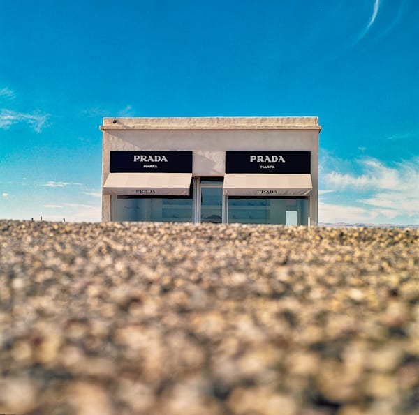 Prada Marfa IV | Travel Art Photography Print