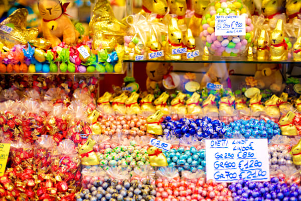 Venice Candy Galore | Travel Art Photography Print