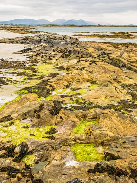 West Ireland Coast II | Tropical Landscape Photography Print