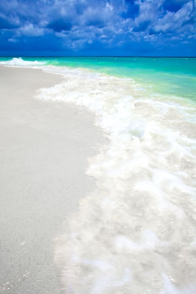Aruba Shoreline | Tropical Landscape Photography Print