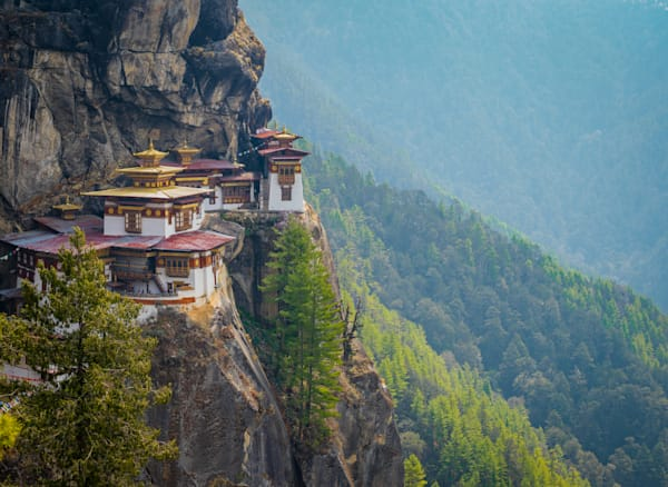 Beautiful Tiger's Nest | Travel Photography Print