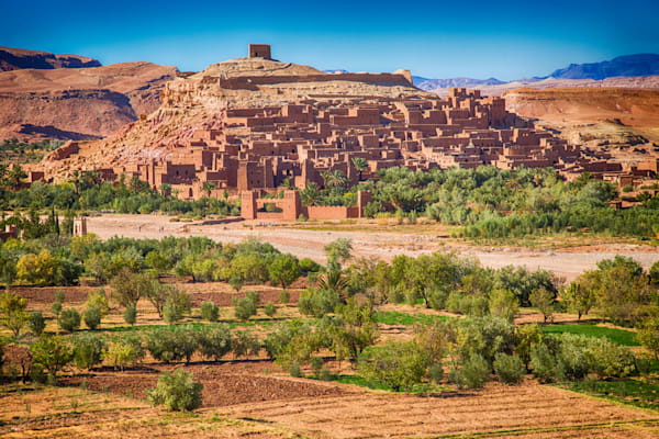 Ait Ben Haddou Morocco | Travel Photography Print