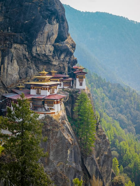 Stunning Tiger's Nest | Travel Photography Print