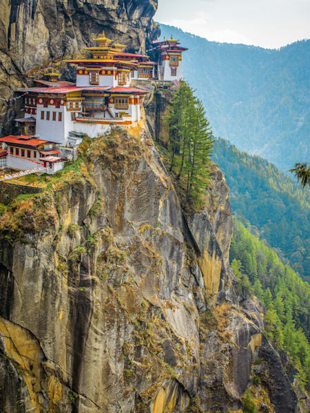 Tiger's Nest | Travel Photography Print