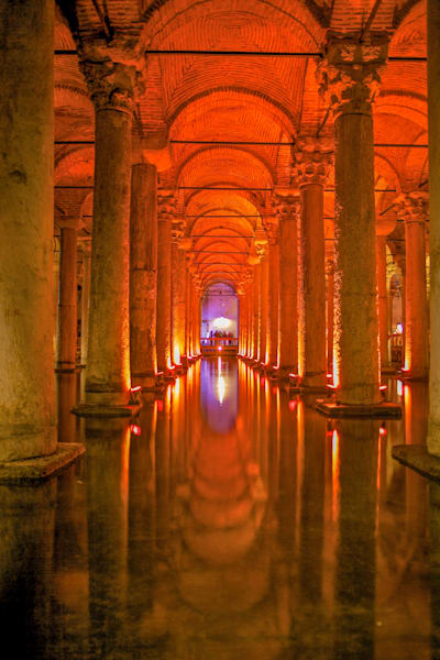 Basilica Cistern I | Travel Art Photography Print