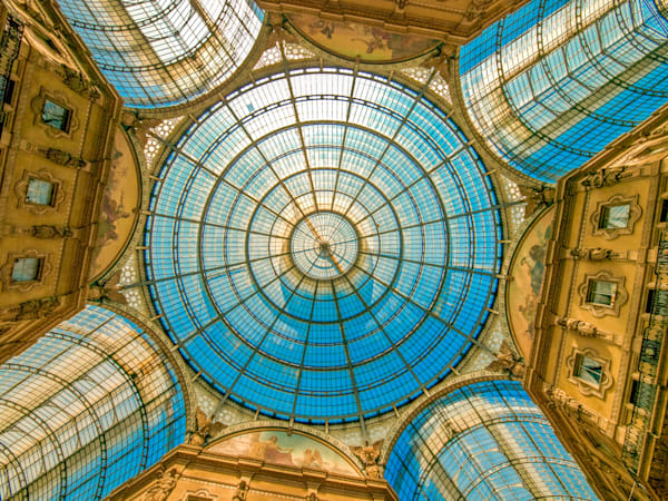 Milan Galleria | Travel Photography Print