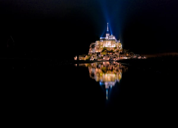 Magnificent Mont St Michel | Travel Photography Print